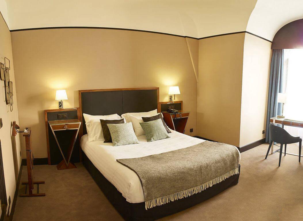 H tel carlton lille v tre hotel de luxe en hauts de france for Hotel de luxe france
