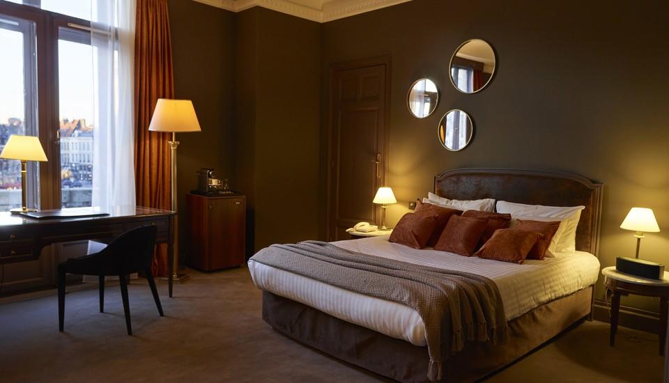 Chambres et suites chambre privil ge h tel carlton lille - Hotel carlton cannes prix chambre ...